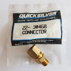 22-30468 Quicksilver Mercruiser Connector fuel pump