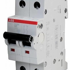 ABB Circuit breaker 2 pole B6