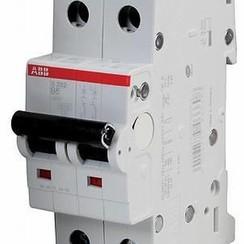 ABB Zekering automaat 2 pole B6