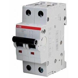 ABB ABB Zekering automaat 2 pole B6