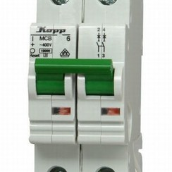 Kopp Circuit breaker 2 pole B6 2