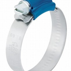 ABA hose clamp galvanized
