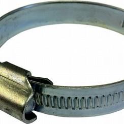 Hi-Grip hose clamp galvanised