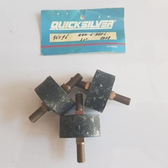 46096 Quicksilver Mercury  Top cowl frame rubber mount
