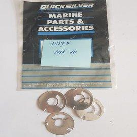 Quicksilver - Mercury 46895 Quicksilver Mercury Water pump face plate