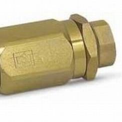 """Válvula de barrido de control de flujo 1/4"""" B-A URF01C"""