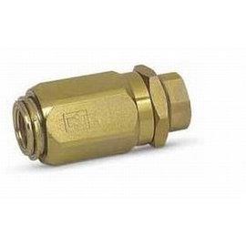 "Flow control barrel valve 1/4"" B-A URF01C"