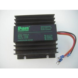 Pan International Pan International Converter 24VDC > 12VDC