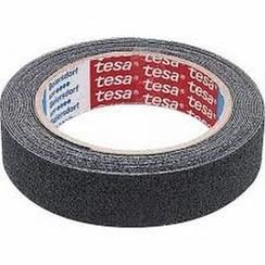 TESA anti-slip tape ZWART 25mm x 9 meter
