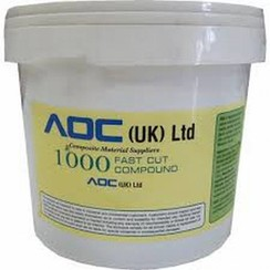 Aquabuff 1000 fast cut compound