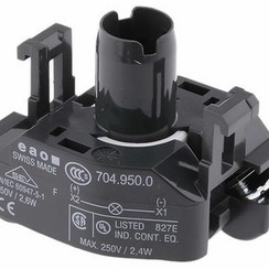 Lamp holder unit 704.950.0