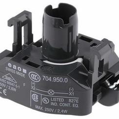 Lamp houder unit 704.950.0