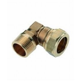 """Elbow compression male 22 mm x 3/4"""""""