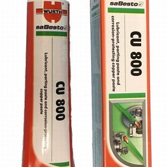Wurth CU 800 Copper Anti-Seize pasta