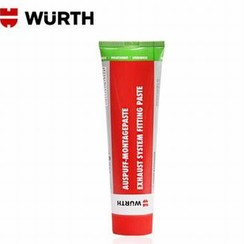 Wurth exhaust fitting pasta