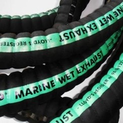 Thor Marine wet exhaust hose 100mm.