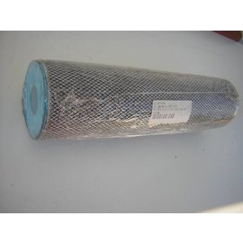 Carbon air filter cartridge