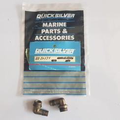 22-30174 Mercury Quicksilver Inlet elbow fuel pump