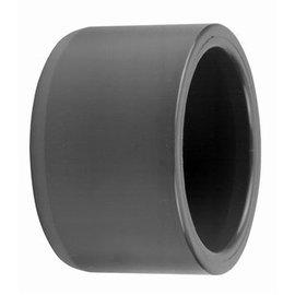 Manguito reforzado PVC- PN16 40/32 mm m/h x 25 mm hembra