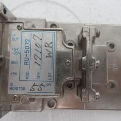 Furuno Radar Receptor frontal MIC RU-5072