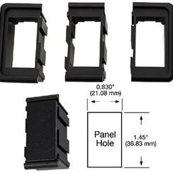 Cornice modular frame
