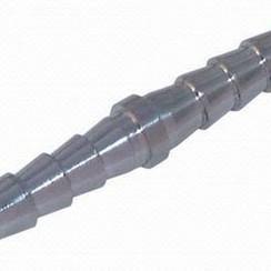 Conector de manguera 8 mm de acero galvanizado