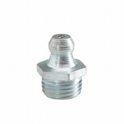 Grease nipple straight 1/8""