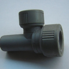 Hep2O Spigot Reducer T  22 mm x15 mm x 22 mm male