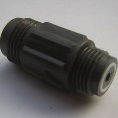 "Non return valve nylon 1/2"" x 1/2"" male"