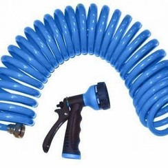Plastair spring hose combo kit 7.6m.