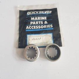Quicksilver - Mercury 54567 Quicksilver Tapa de la vivienda del distribuidor