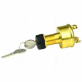 Cole Cole Ignition switch 2 keys and watertight cap