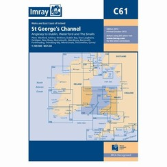 Imray kaart C61 - 2004