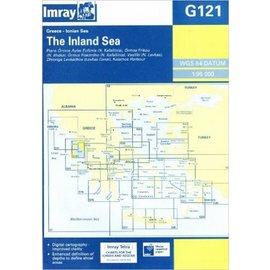 Imray Imray chart G121 - 2004