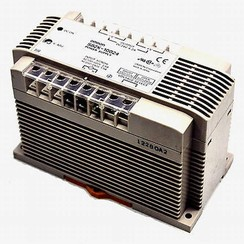 Omvormer Omron 100-230VAC naar 24VDC