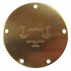Jabsco end cover plate 12062-000