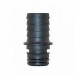 """Jabsco rechte fitting male x slangpilaar 12mm - 1/2""""  nylon"""