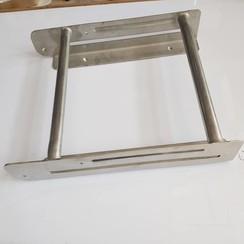 Escalera de baño 420 x 3000mm diam 25mm