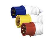CEE Form connectors