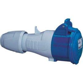 LeGrand Plug female 230V - 32A - 2P+T IP-44 - P17 Tempra Pro