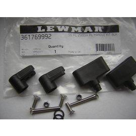 Lewmar 361769992 Lewmar kit de mango para porta