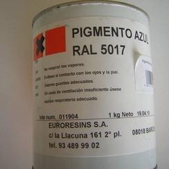 Euroresins Pigmento pasta Azul