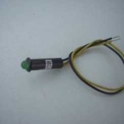 Indicator lamp 24-28V led GREEN