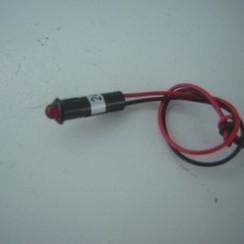 Indicator light 240V led RED