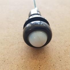 Kontrollleuchte 24V 5W Weiß (beschädigtes Glas!)