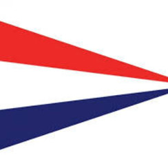 Dutch Point flag 300 x 450 mm