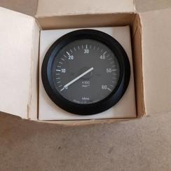 Idea Geschwindigkeitsmesser W6000 24V