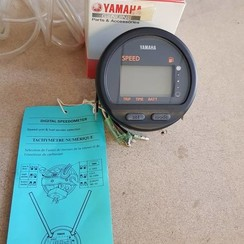 Digital multifunction speedometer 6Y5 83570