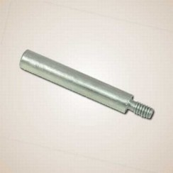 Pencil zinc anode D=14mm