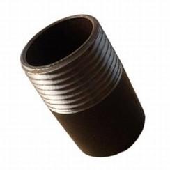 """Pezón de tubo soldadura 1 1/4"""" x 60mm"""
